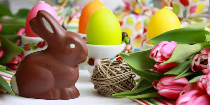 Hollow Chocolate Bunny