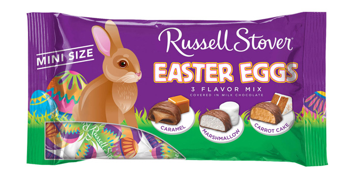 Russell Stover Chocolate Easter Candies