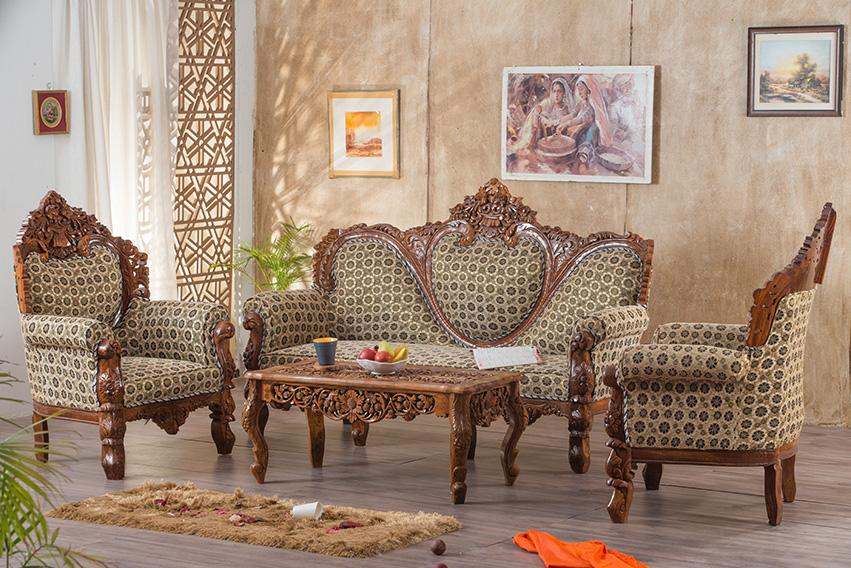 Saraf Furniture Review Royal Sofa