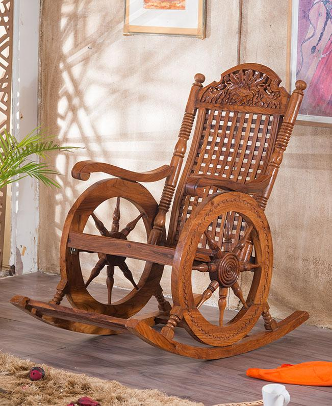 Saraf_Furniture_Rocking_Chair