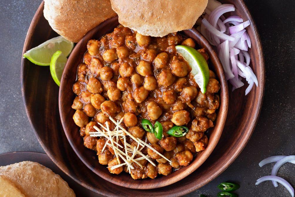 Best Veg. Recipes- Masala Chana