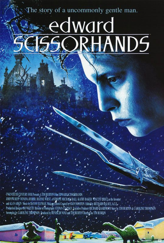 Best of Johnny Deep Edward Scissorhands