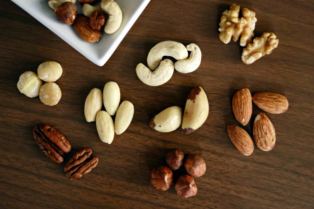 dried fruits are the part of weight gain foods