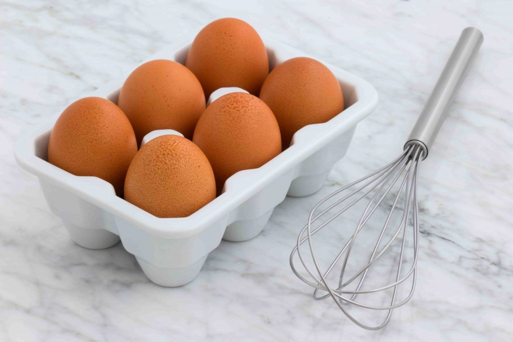 eggs are the most popular foods for muscle gain