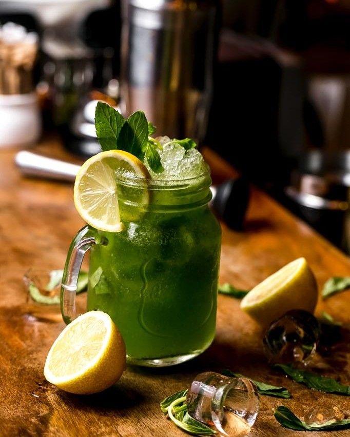 Jaljeera– Indian Flavored lemonade
