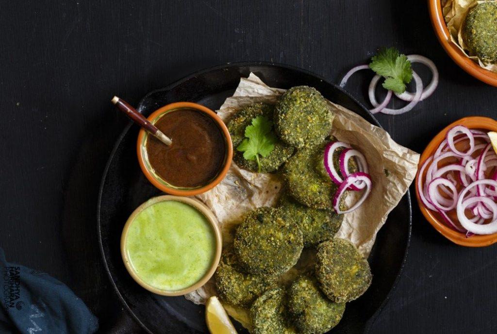 Matar ke Kabab indian veg recipe