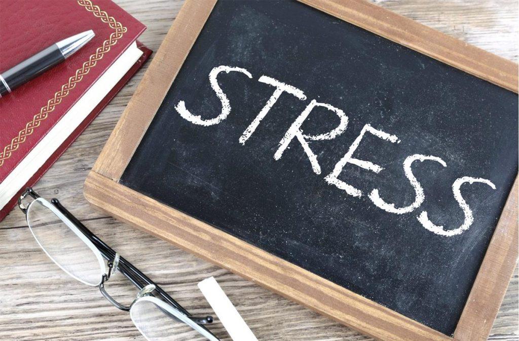 Mint Tea Relives Stress
