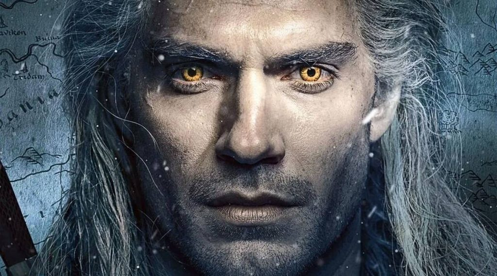 Top Netflix Shows the witcher
