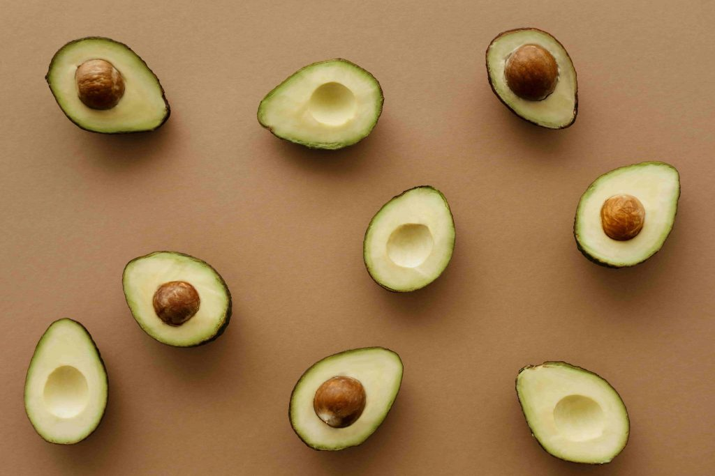 avocado is high in calories