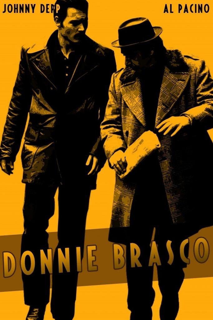 best of johnny depp movies Donnie brasco