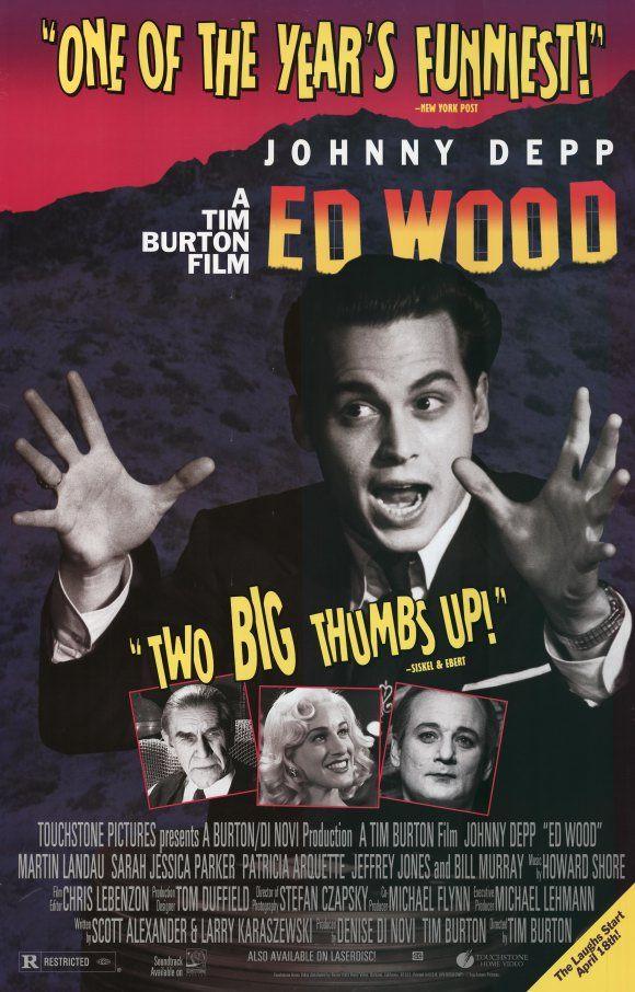 best of johnny depp movies ed wood