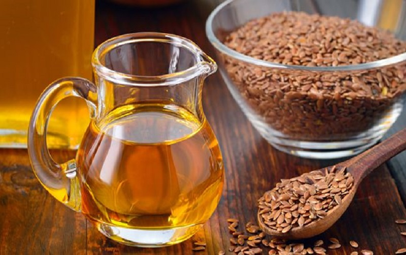 flaxseed oil the best cooking oil for health