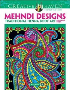 Mehndi design book