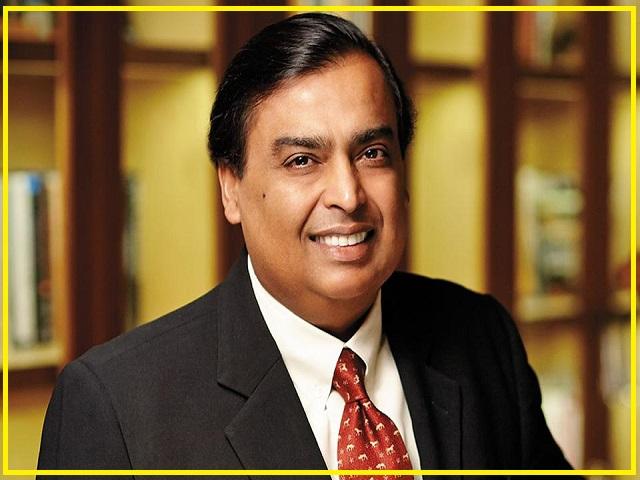 richest man in India