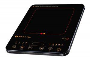 Bajaj Majesty Slim 2100-Watt Induction Cooktop -10 Best Induction Cooktops of India
