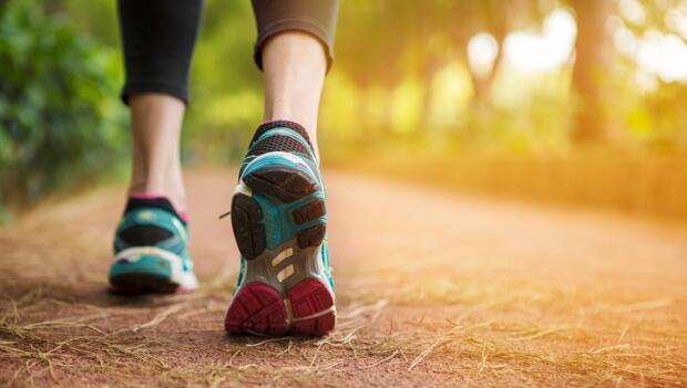 Brisk walk for digestive health