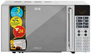 FB 20 l best microwave Oven in India