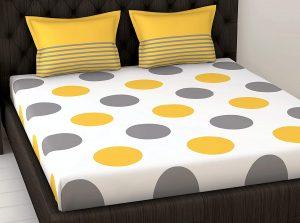 Loreto Linen Brand Bed Sheet