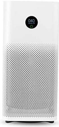 Mi Air Purifier 3 with True HEPA Filter and Smart App Connectivity - Best Air Purifier in India
