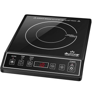 Secura 9100MC 1800W Portable Induction Cooktop  - 10 Best Induction Cook Tops of India