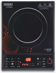 Usha Cook Joy (3616) 1600-Watt Induction Cooktop - 10 best induction cooktops in india