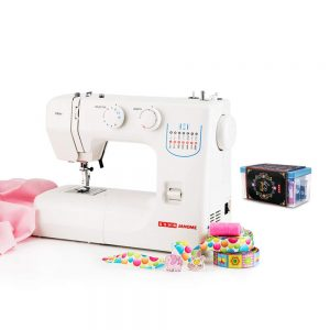 Usha Janome Allure Automatic Zig-Zag Electric Sewing Machine