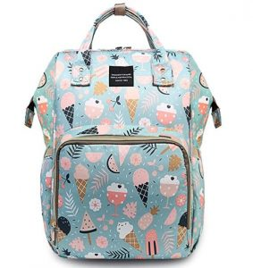 house of quirk diaper bag - one of the best diaper bag in India
