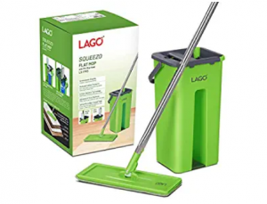 Lago flat mop - one of the best mop in India