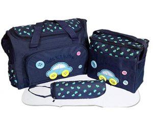 Xcluma diaper bag - one of the best diaper bags in India